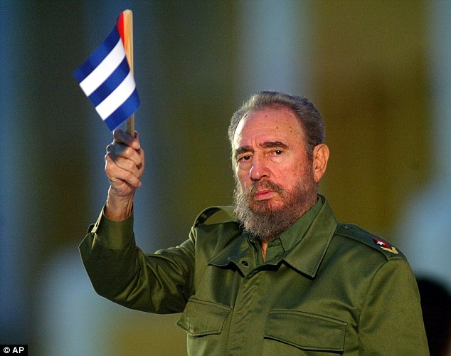 Fidel Castro, Cuba's leader of revolution, dies at 90