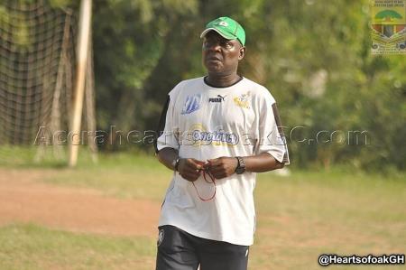 I can do the Hearts Job- Coach Henry Wellington