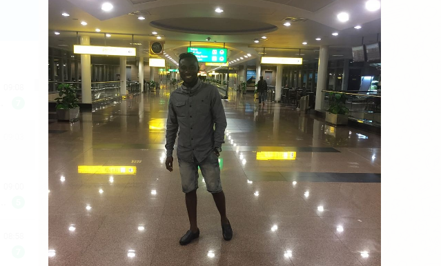 PHOTOS: Happy FM, Black Stars Storm Egypt Ahead of Crunch World Cup Qualifier