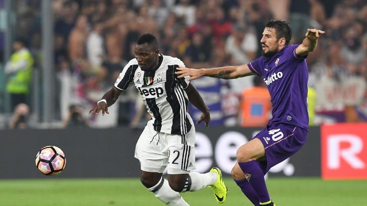 Kwadwo Asamoah Exhibits Sublime Form As Juventus Whip Pescara