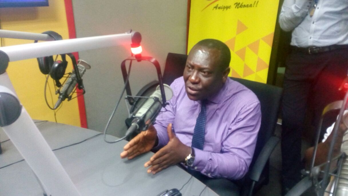 We don't pay Sergio Traguil from the club's coffers- Odotei Sowah