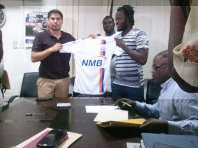 Yahaya Mohammed Joined Tanzanian Club Only For Money- Yusif Chibsah