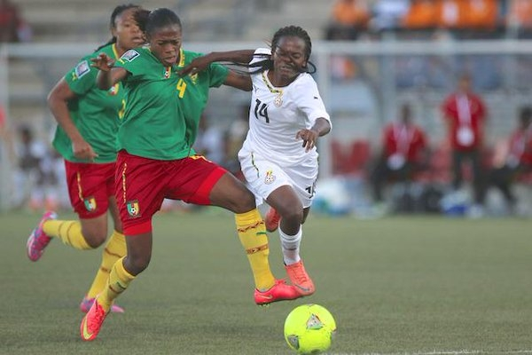 Black Queens lose to Cameroon in AWC semis