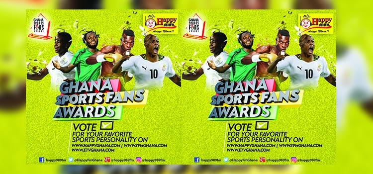 VOTE HERE: Ghana Sports Fans Awards