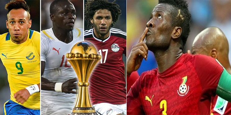 PLAYERS TO WATCH AT AFCON 2017