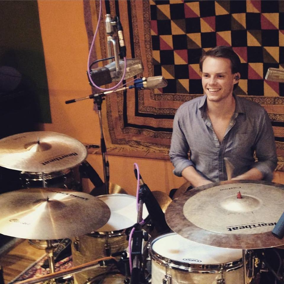 Jesse Boland - Towers and Trees drummer extraordinaire
