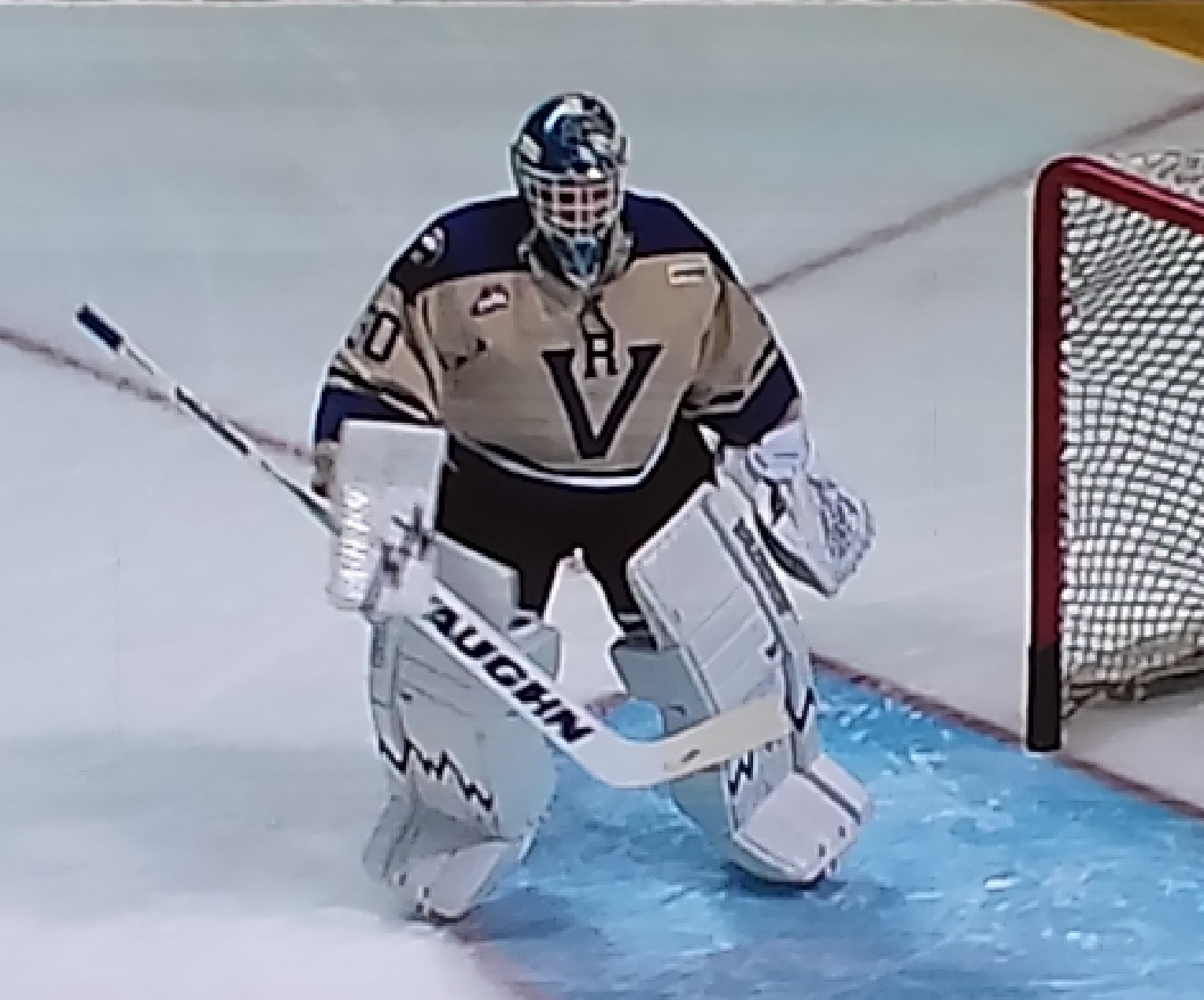 Outhouse Goaltender of Month