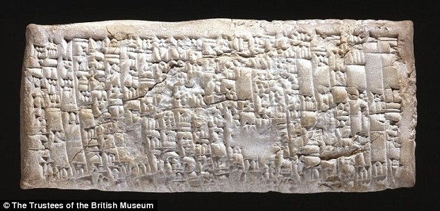 Is this the oldest ever complaint letter?