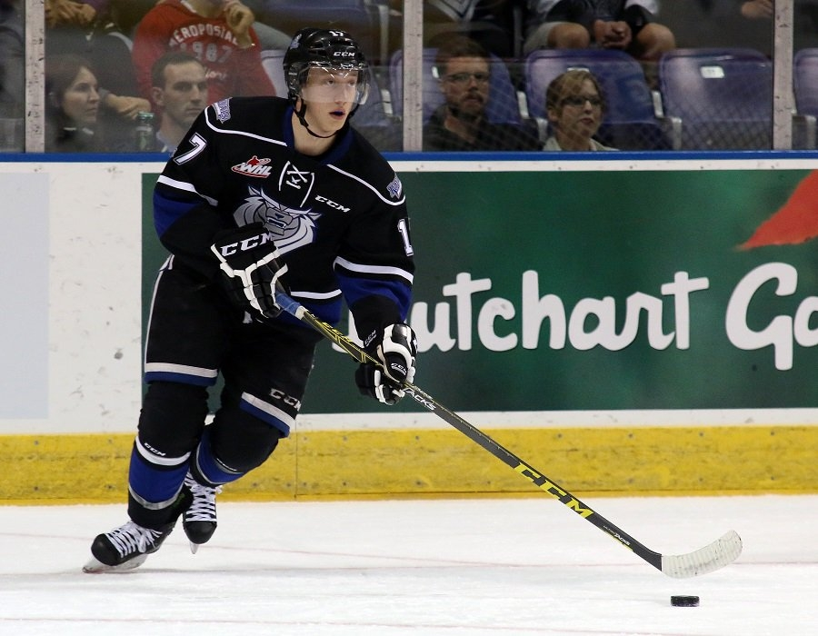 Soy: Named CHL Player Of The Week