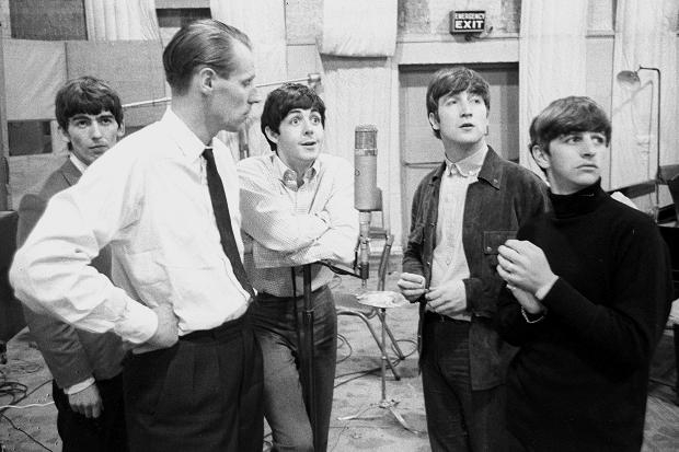 RIP Sir George Martin - The Beatles' legendary producer