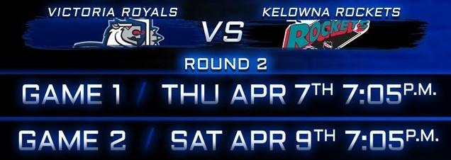 Preview: Victoria vs Kelowna Round 2