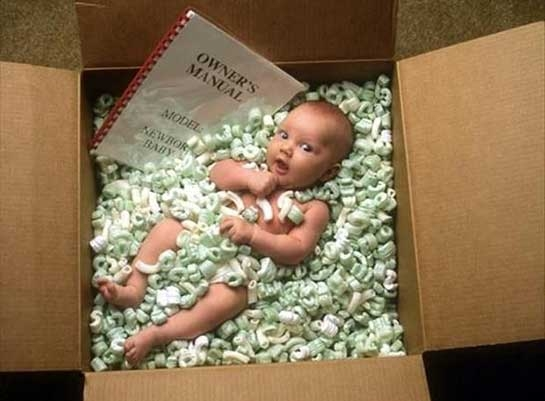 Apparently You Should Be Putting Your New Baby In A Box
