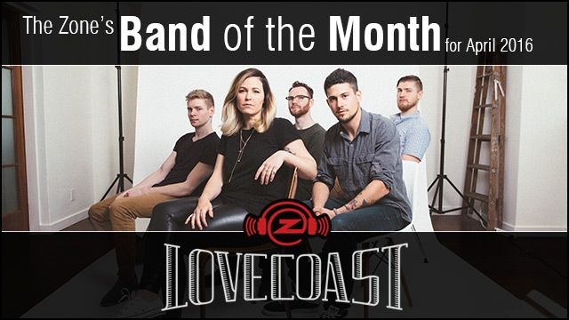 "Lovecoast release video for ""The Floor"""