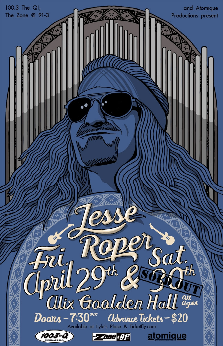 Want SOLD-OUT Roper Tix?!