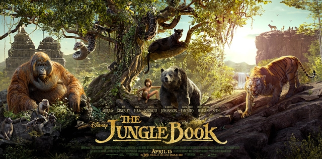 The Jungle Book Comes Out Today...It Looks Sooo Good!