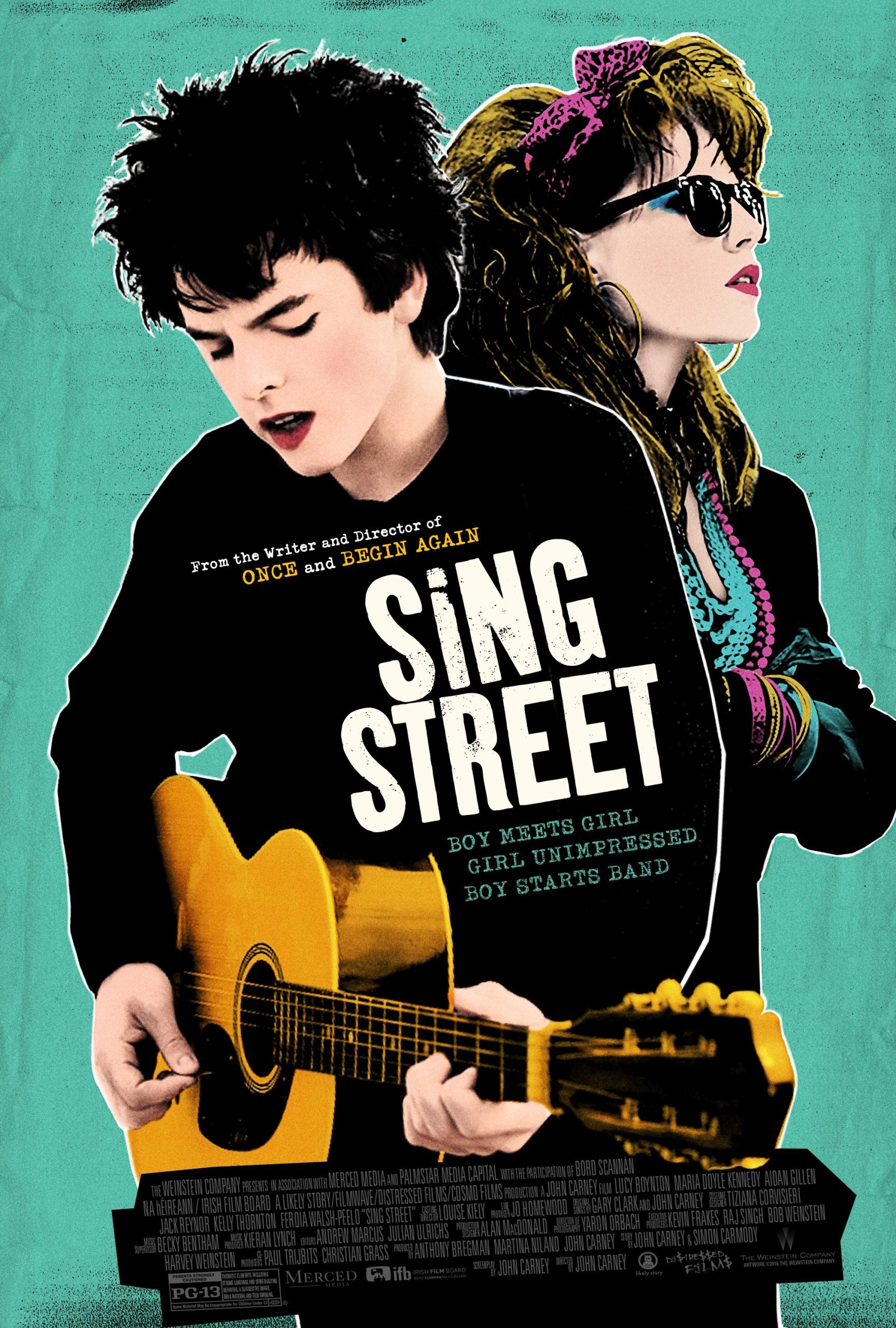 It's Free Movie Monday - 'Sing Street'