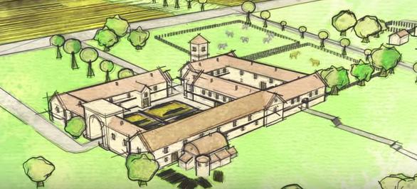 Roman Villa Discovered While Rewiring UK Home