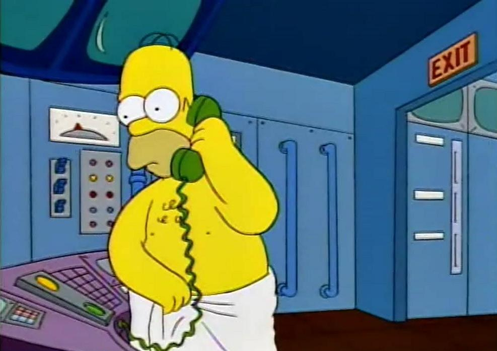 You Can Talk to the REAL Homer Simpson!