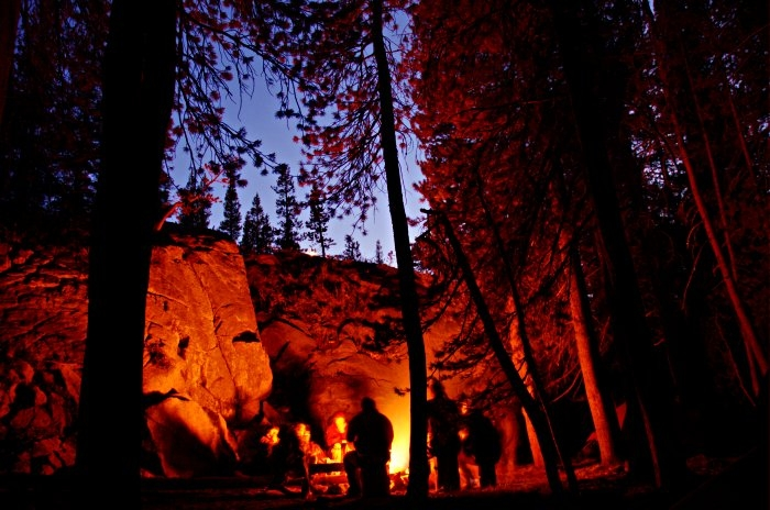 Where you CAN still have a bonfire on Vancouver Island,