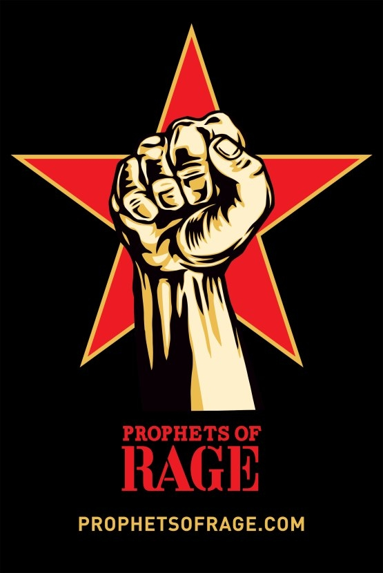 Rage Against the Machine, Public Enemy & Cypress Hill Members Form Supergroup Prophets of Rage