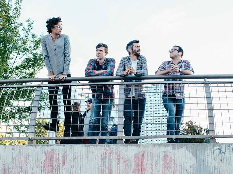 Catching up with Tokyo Police Club
