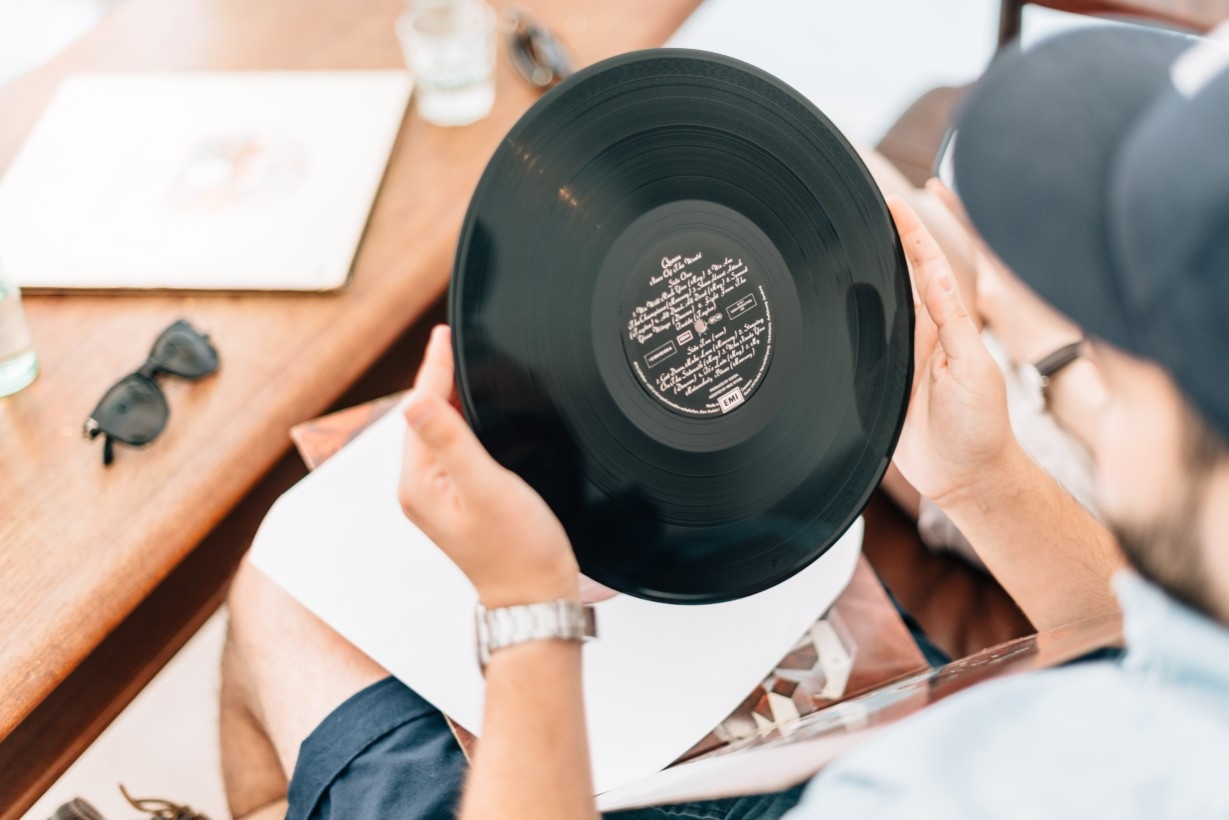 This company presses any SoundCloud track to Vinyl