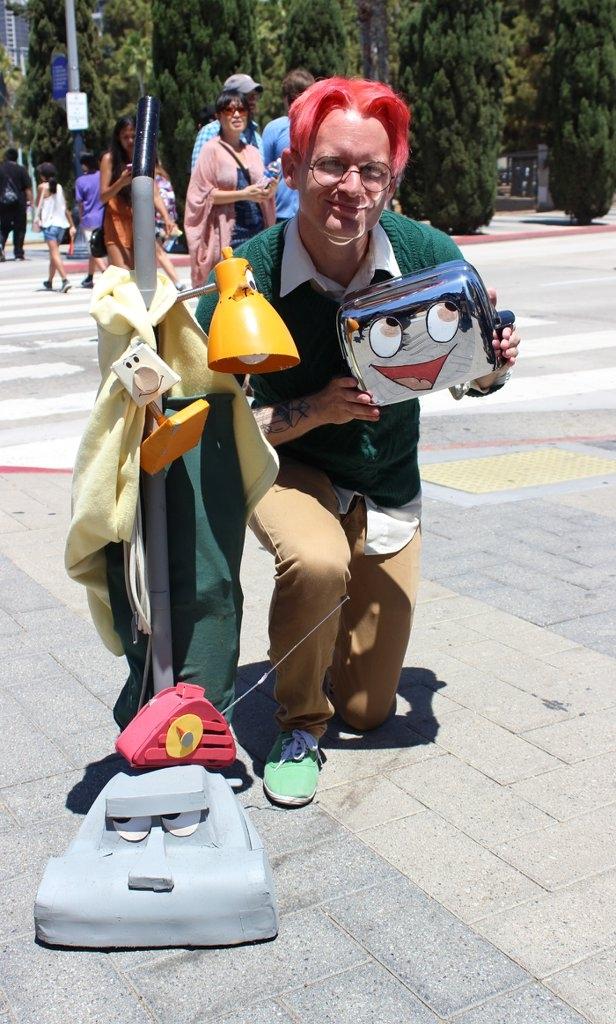 Comic Con - Best Costumes