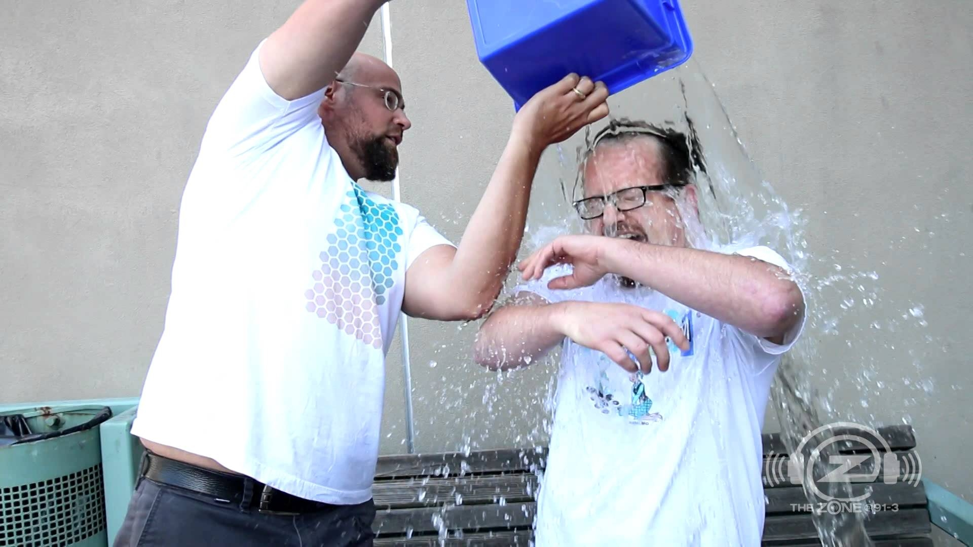 The ALS Ice bucket challenge helped make a breakthrough discovery