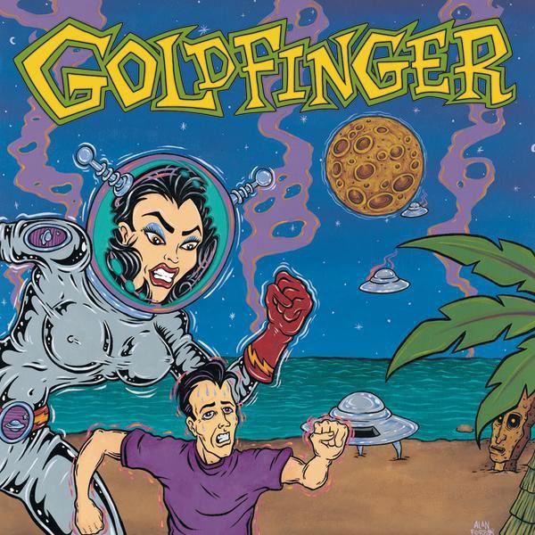#TBT - Goldfinger - Here in Your Bedroom