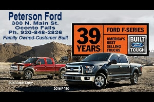 Peterson Ford 300 200