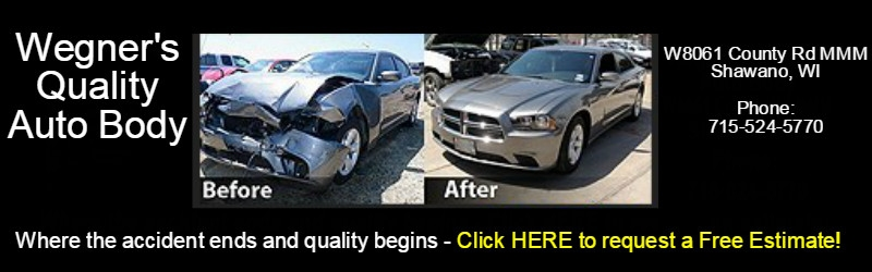 Wegner's Quality Auto Body New 800 250