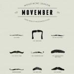 movember- moustache season calendar