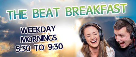 The Beat Breakfast with Sophie and Dave