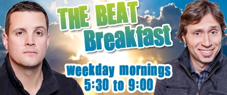 The Beat Breakfast with Carlos and Dave