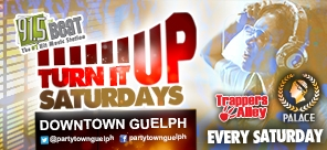 Turn It Up Saturdays