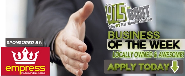 Business of the Week Promo