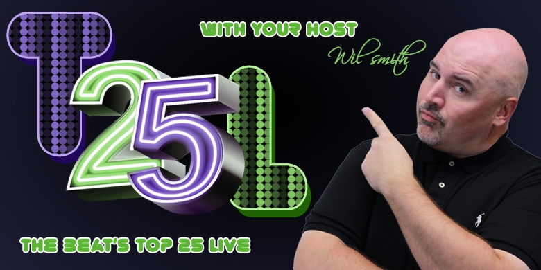 The Beat Top 25 Live