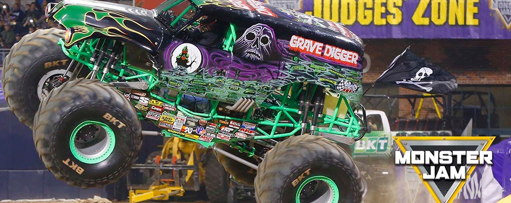Enter to win tickets to Monster Jam!