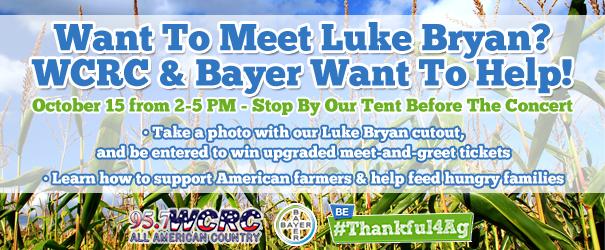 how to get luke bryan meet and greet tickets